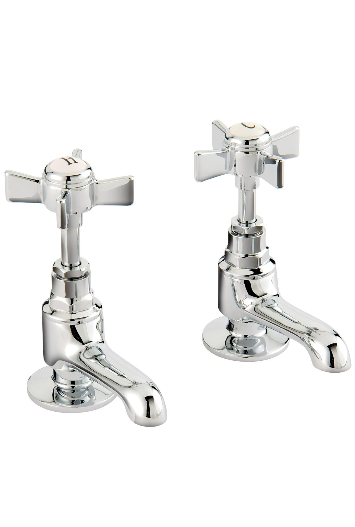 Bristan Traditional Basin Taps (buy and SAVE)