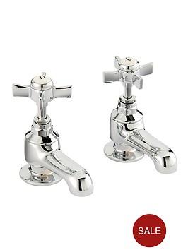 bristan-traditional-bath-taps-chrome