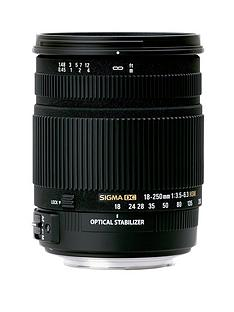 sigma-18-250mm-f35-63-dc-os-stabilised-nikon-fit-lens