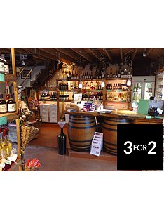 virgin-experience-days-winery-and-brewery-tour-for-2