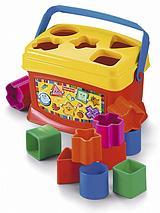 Brilliant Basics Babys First Blocks
