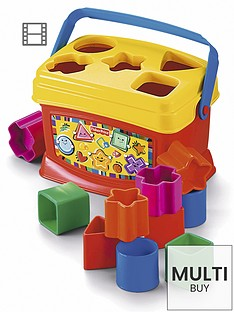 fisher-price-brilliant-basics-babys-first-blocks