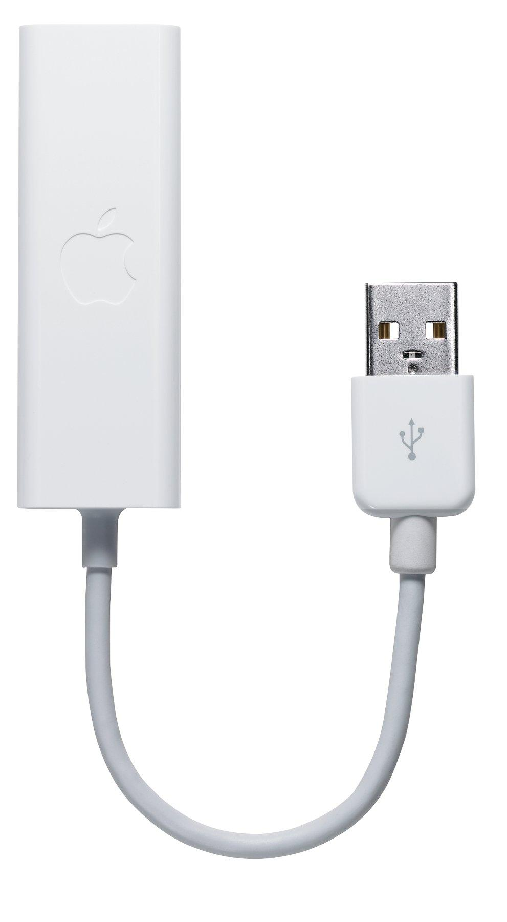 Apple USB Ethernet Adaptor