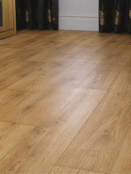 Rustic wood effect cushioned vinyl flooring per for Wood effect cushion flooring