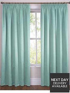 plain-dye-satin-pencil-pleat-curtains-extra-long-drop-available