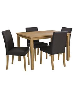 primo-120-cm-dining-table-4-lucca-chairs-set