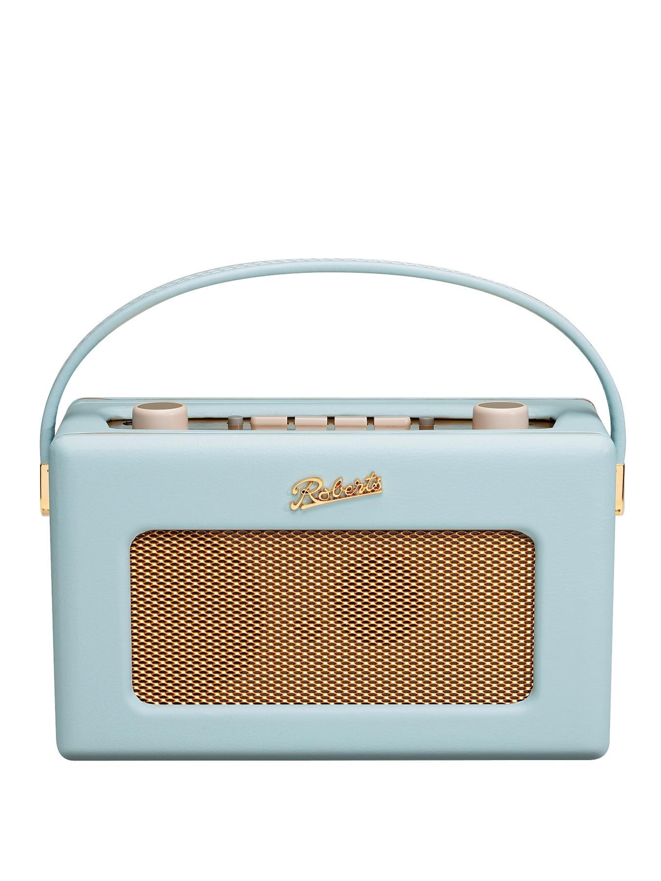 Roberts Revival DAB/FM RDS Digital Radio - Duck-Egg Blue
