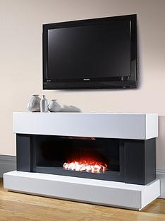 adam-fire-surrounds-verona-whitegrey-electric-fireplace-suite