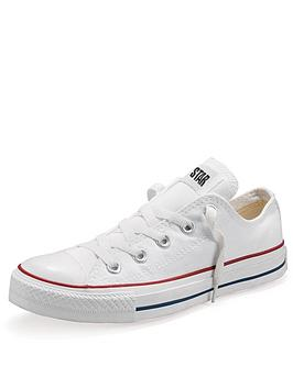 converse-all-star-ox-junior-plimsolls-white