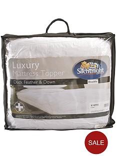silentnight-luxury-mattress-topper