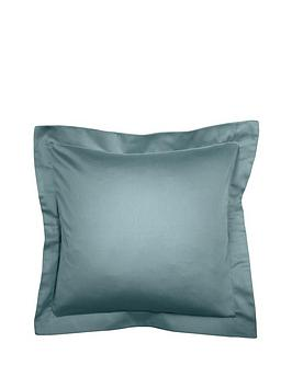 Plain Dyed Satin Cushion Covers (Pair)