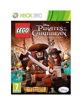 XBOX 360 Lego Pirates of the Caribbean