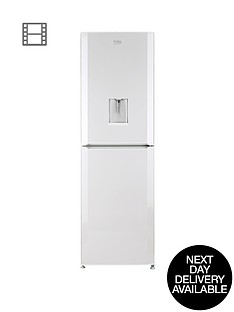 beko-cfd6914apw-60-cm-frost-free-fridge-freezer-white-next-day-delivery