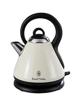 russell-hobbs-18256-heritage-kettle-cream