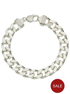 love-silver-sterling-silver-1oz-solid-diamond-cut-curb-bracelet