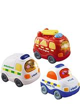 Toot Toot Rescue Driver Set