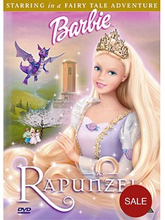 barbie-rapunzel-dvd