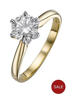 moissanite-18-carat-yellow-gold-1-carat-solitaire-ring