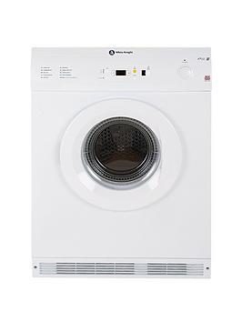 white-knight-c86aw-6kg-sensor-digital-vented-dryer-white