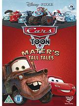 Cars Toon: Mater's Tall Tales DVD