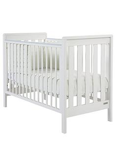 mamas-papas-pebble-cot-white