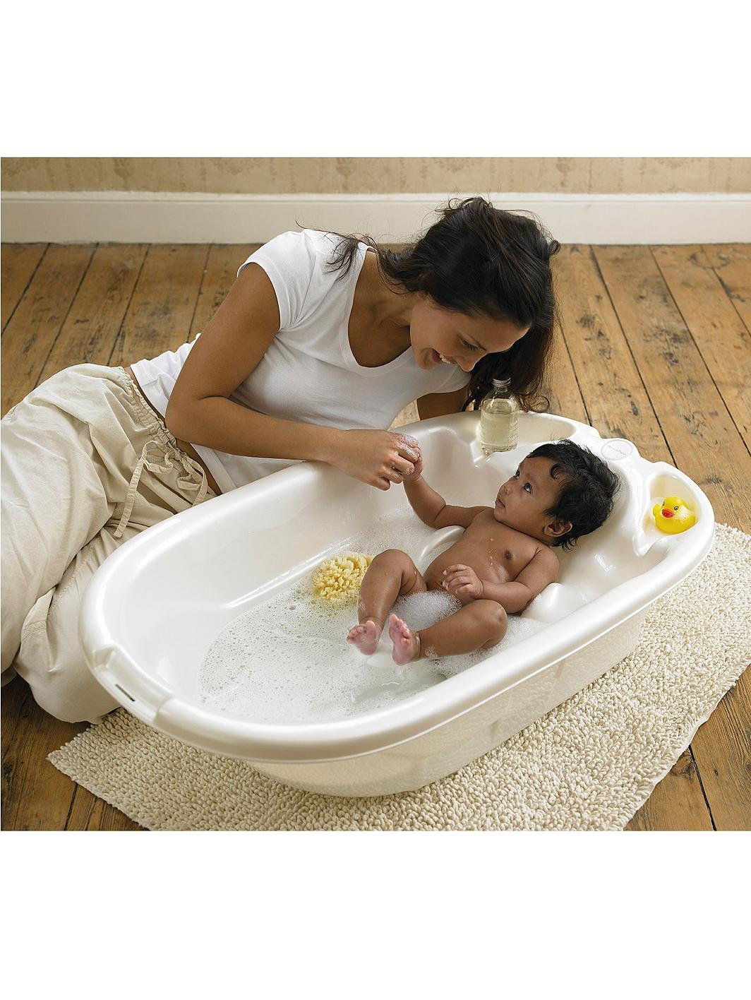 mamas papas acqua two stage baby bath. Black Bedroom Furniture Sets. Home Design Ideas