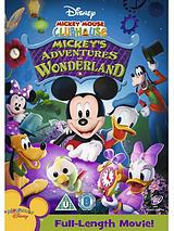 Disneys Mickey's Club House - Mickey Adventures In Wonderland DVD