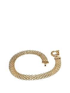 love-gold-9-carat-yellow-gold-bismark-bracelet