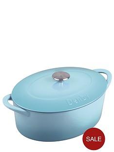denby-azure-cast-iron-28-cm-oval-casserole
