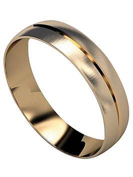 love-gold-9-carat-yellow-gold-d-shaped-wedding-band-5mm