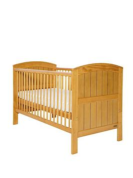 mamas-papas-hayworth-cot-bed-antique-effect