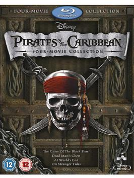 disney-pirates-of-the-caribbean-1-4-box-blu-ray