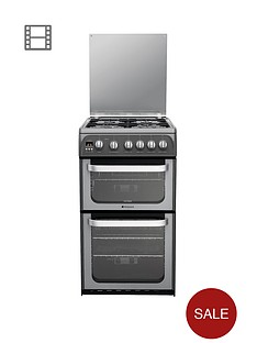 hotpoint-hug52g-50-cm-gas-cooker-fsd-graphite