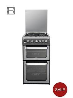 hotpoint-hug52g-50cm-gas-cooker-fsd-graphite