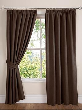 faux-suede-pencil-pleat-curtains