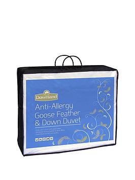 downland-105-tog-anti-allergy-goose-feather-and-down-duvet