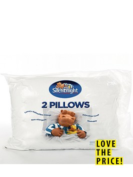 silentnight-hippo-and-duck-pillows-2-pack