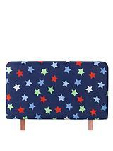 Kids Stars and Butterflies Single Headboard