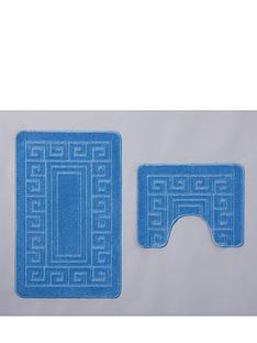 greek-key-bath-mat-and-pedestal-set-2-piece-set