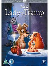 Lady and the Tramp DVD