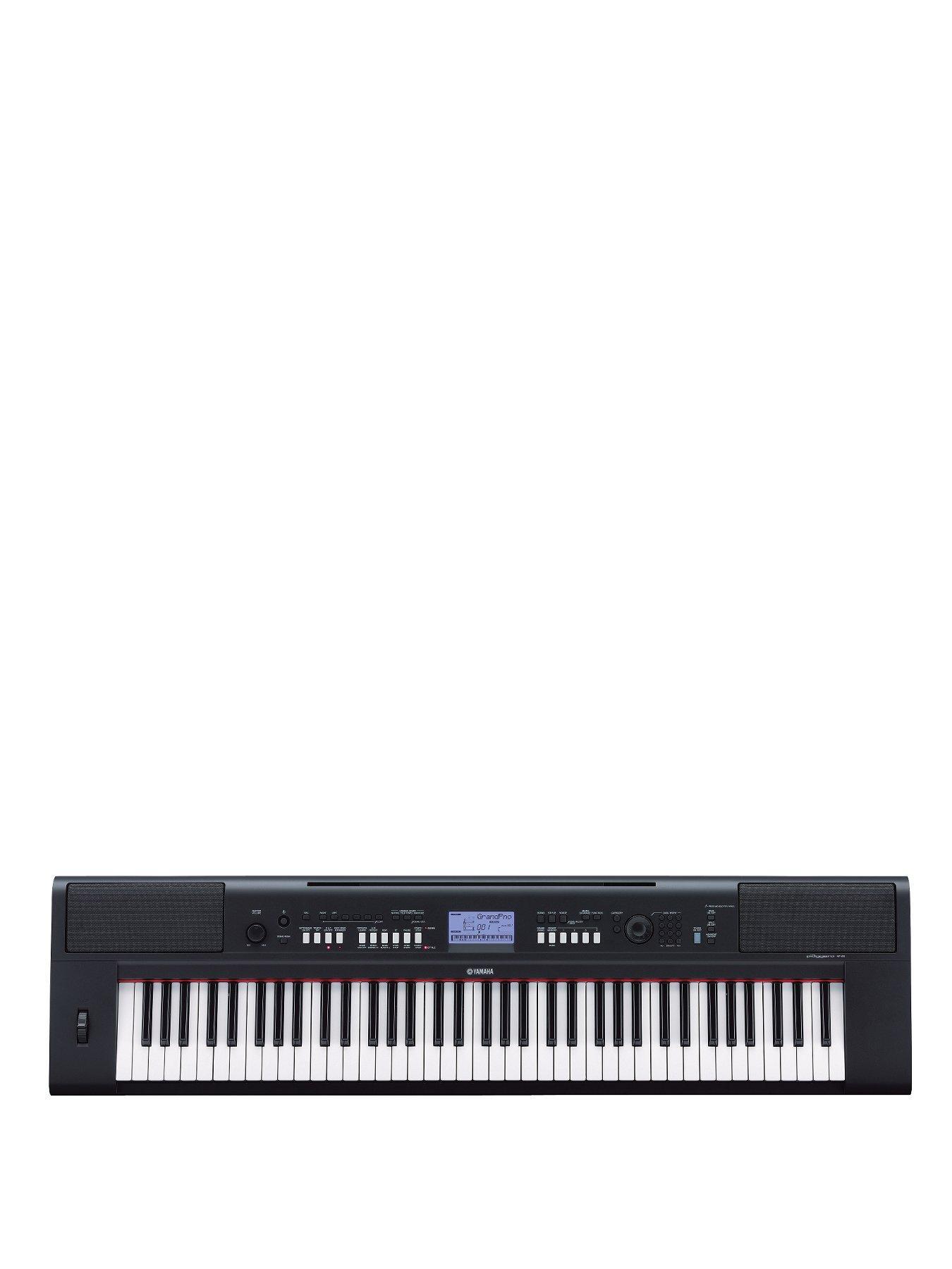 Yamaha Keyboard NP-V60 Musical Instrument