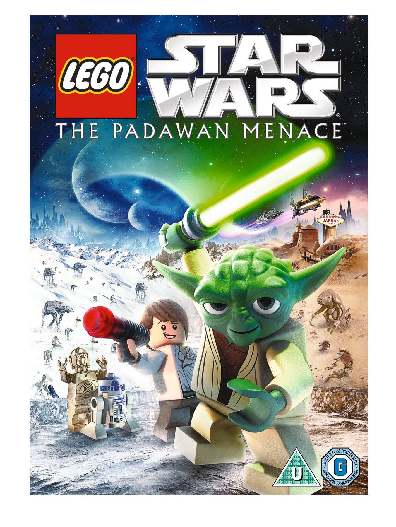 LEGO Star Wars: Padawan Menace DVD