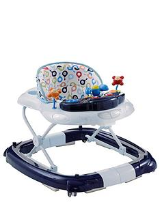 My Child Walk 'n' Rock - Baby Walker Blue