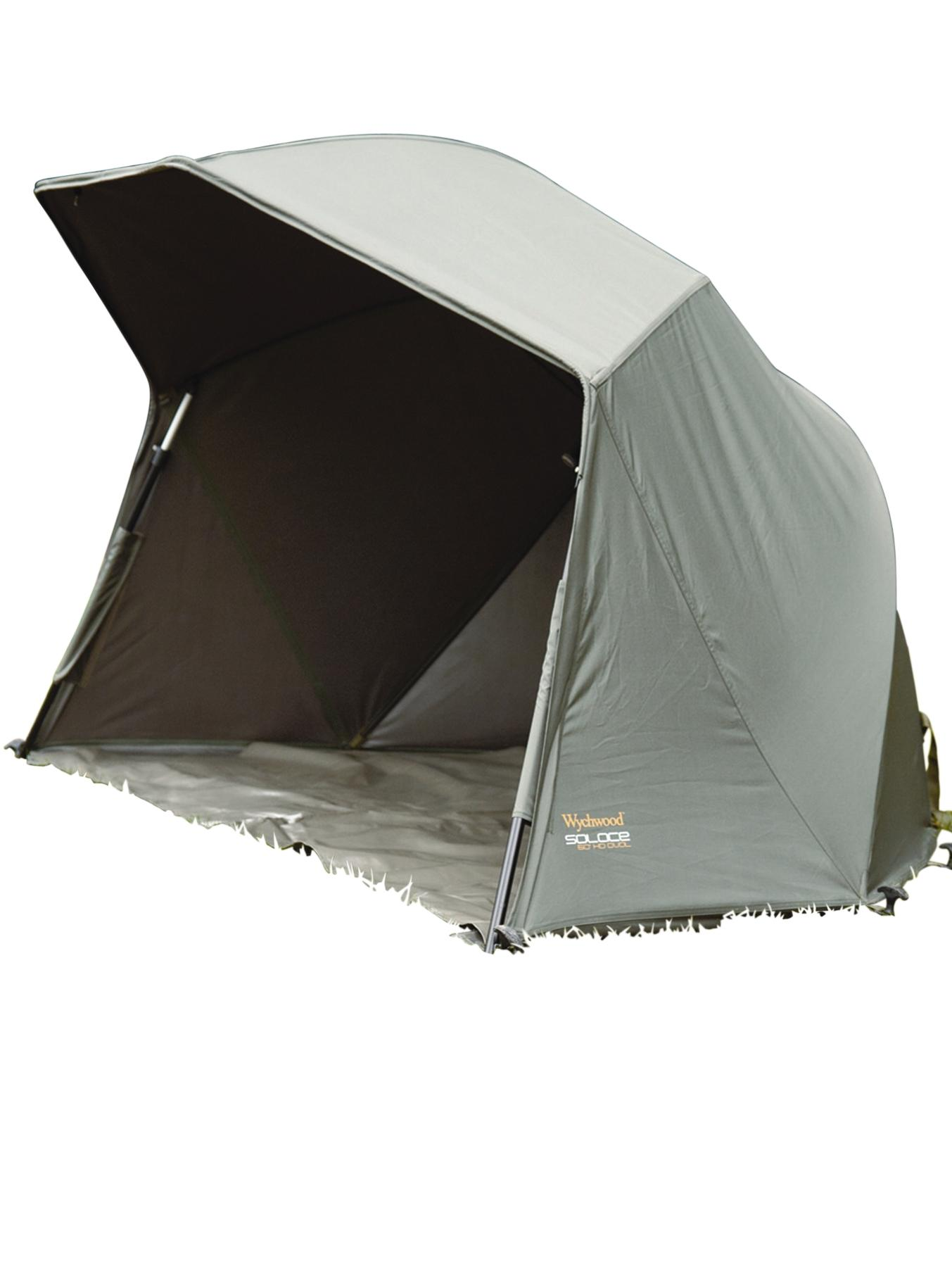 Wychwood 50 inch HD Oval Umbrella