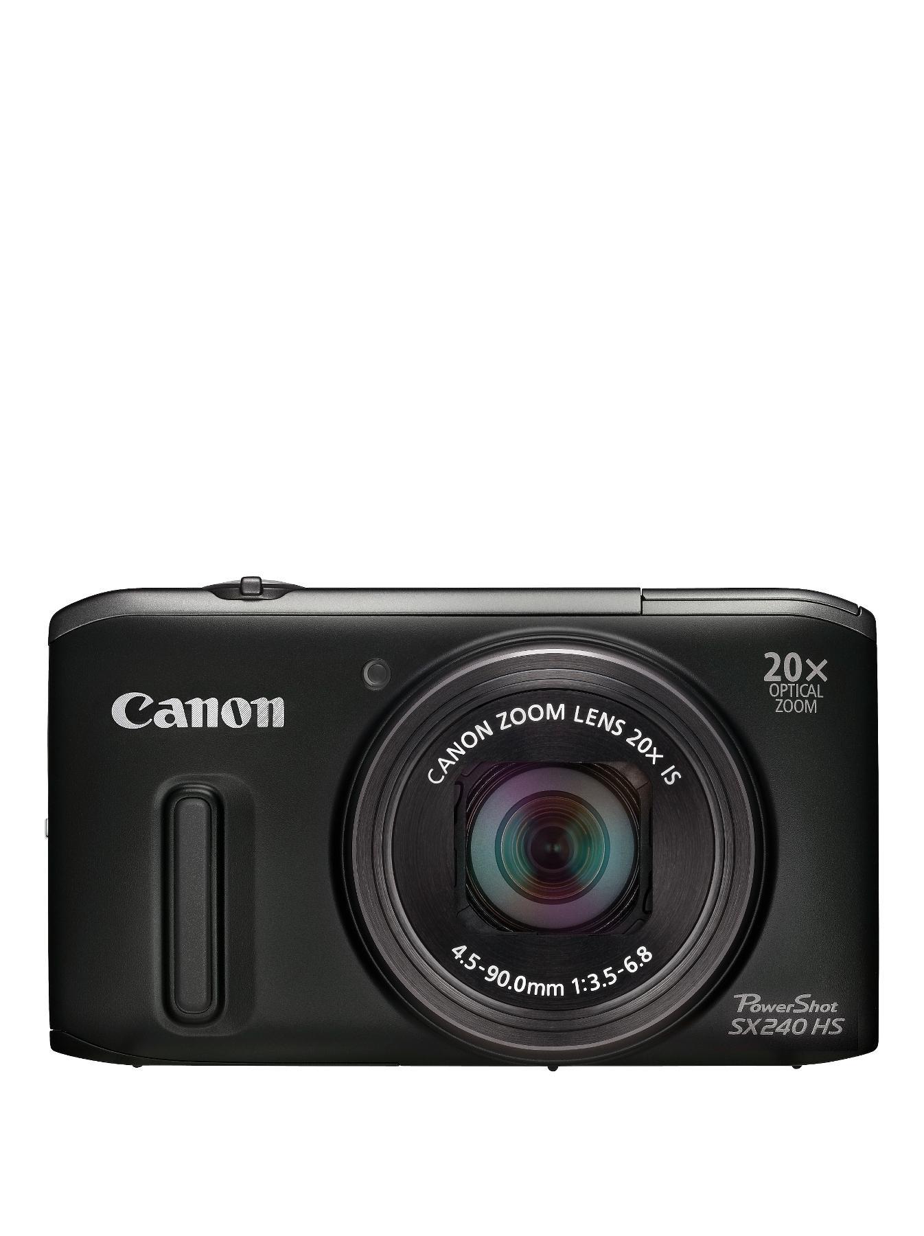 Canon Powershot SX240 HS Digital Camera