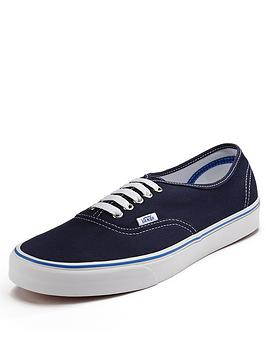 vans-authentic-plimsolls-dark-navy