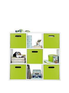 kidspace-kube-3-x-3-shelf-and-cupboard-storage-unit