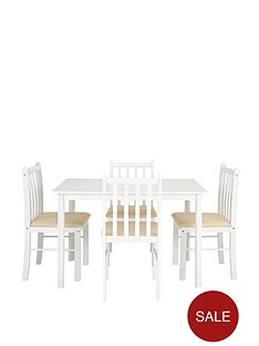 martino-111-cm-solid-wood-dining-table-4-chairs