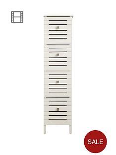 slatted-white-wood-4-drawer-cabinet