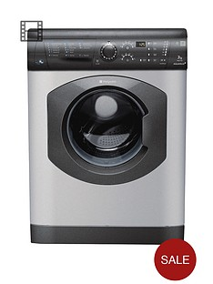hotpoint-wdf740g-1400-spin-75kg-load-washer-dryer-graphite